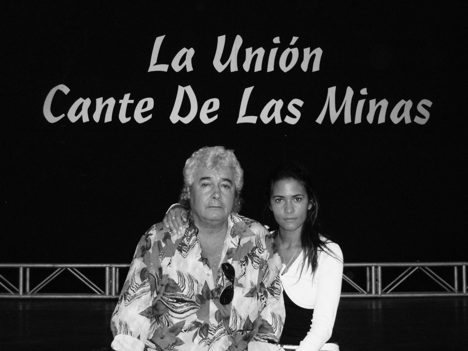 Barquerito de Fuengirola con Isabel Guerrero