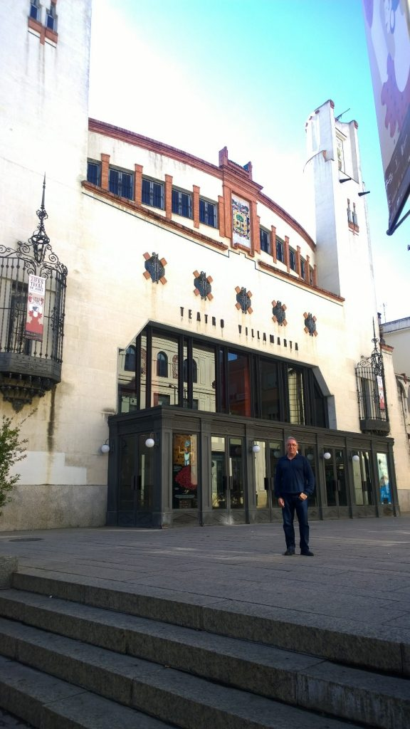 Teatro Villamarta Diego Morilla