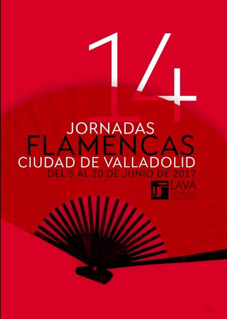 Xiv jornadas flamencas ciudad de valladolid 2017 revista for Festivos valladolid 2017