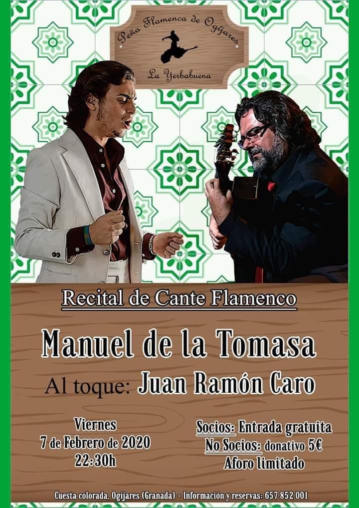 Manuel de la Tomasa Peña La Yerbabuena