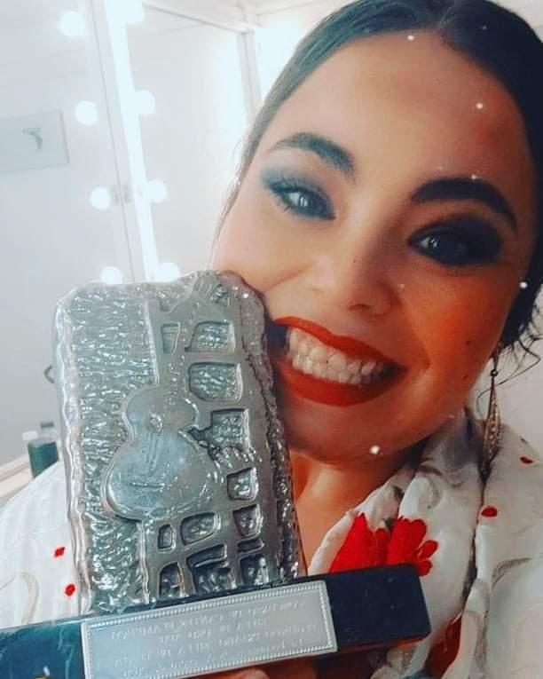 Marta La Niña Silla de Plata