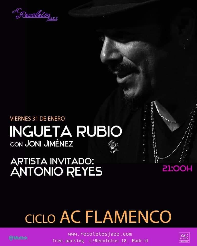 Ingueta Rubio Ciclo AC Flamenco