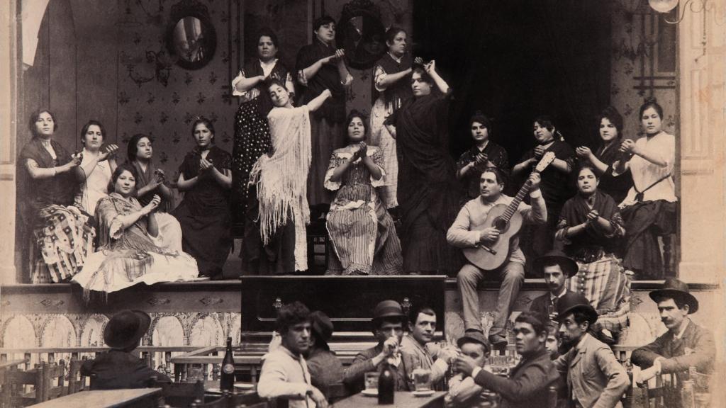 Flamenco en el siglo XIX