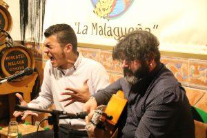 El Boleco y Antonio García