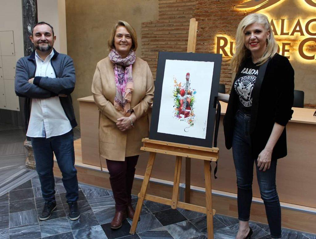 Presentación X Patios Flamencos Motril