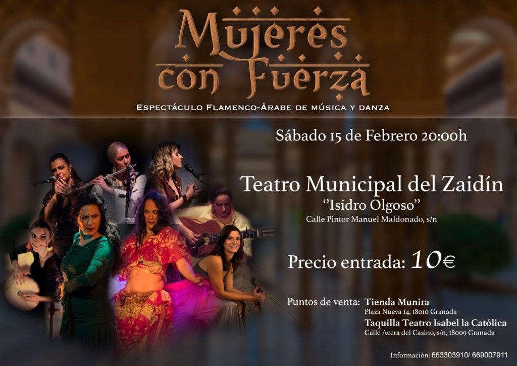 Mujeres con fuerza en Granada
