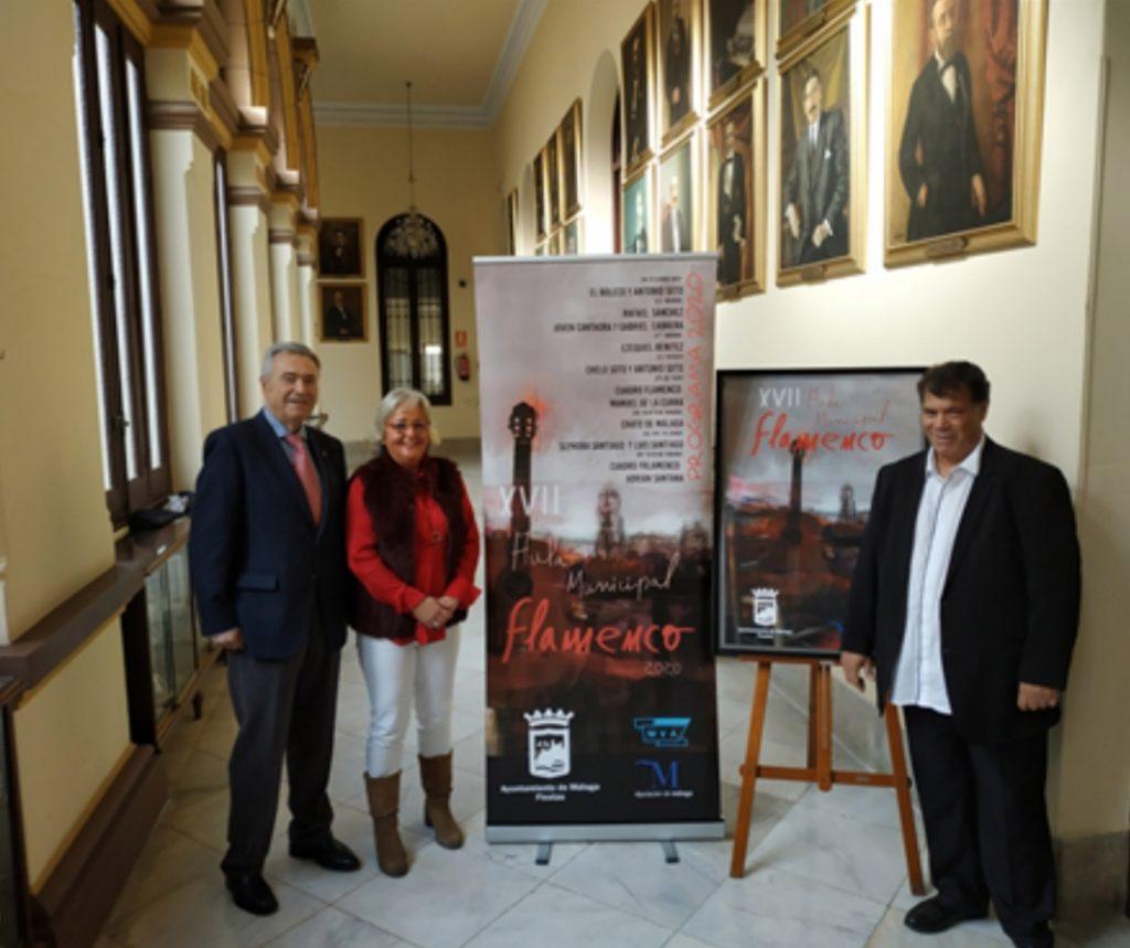 Presentación Aula de Flamenco de Málaga