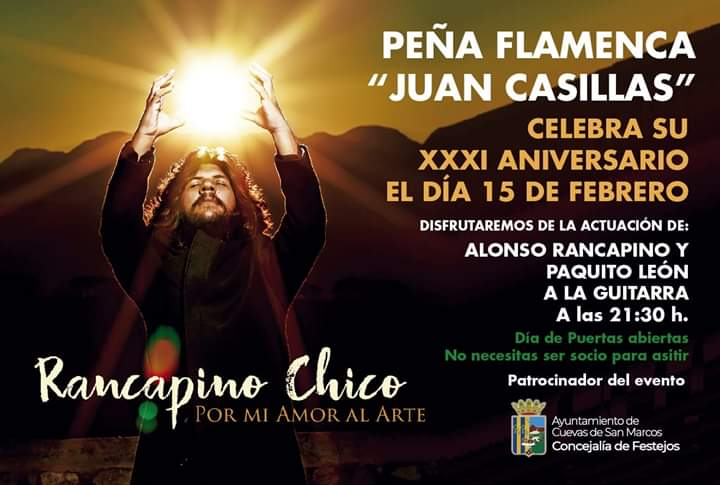 Rancapino Chico Peña Juan Casillas