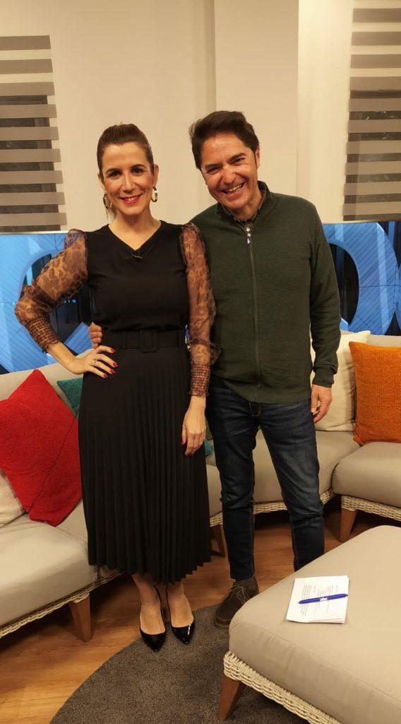 Mariló Sánchez y Francisco Reina