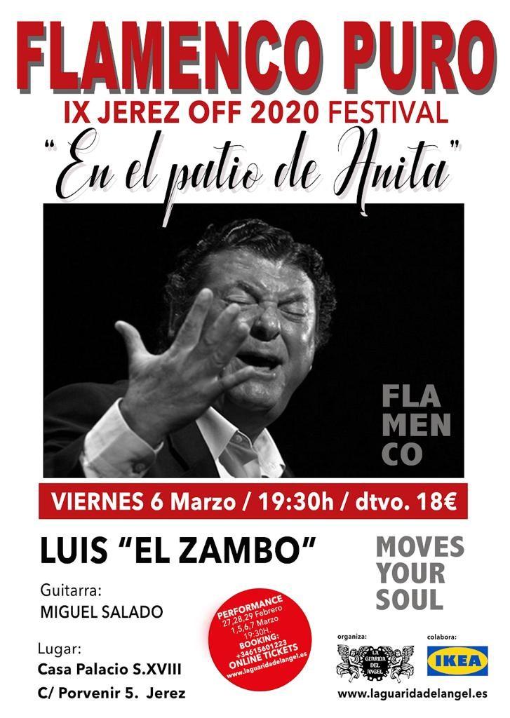 Cartel Luis El Zambo