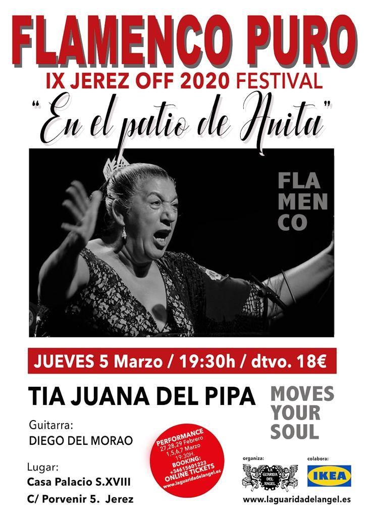 Cartel Tía Juana la del Pipa