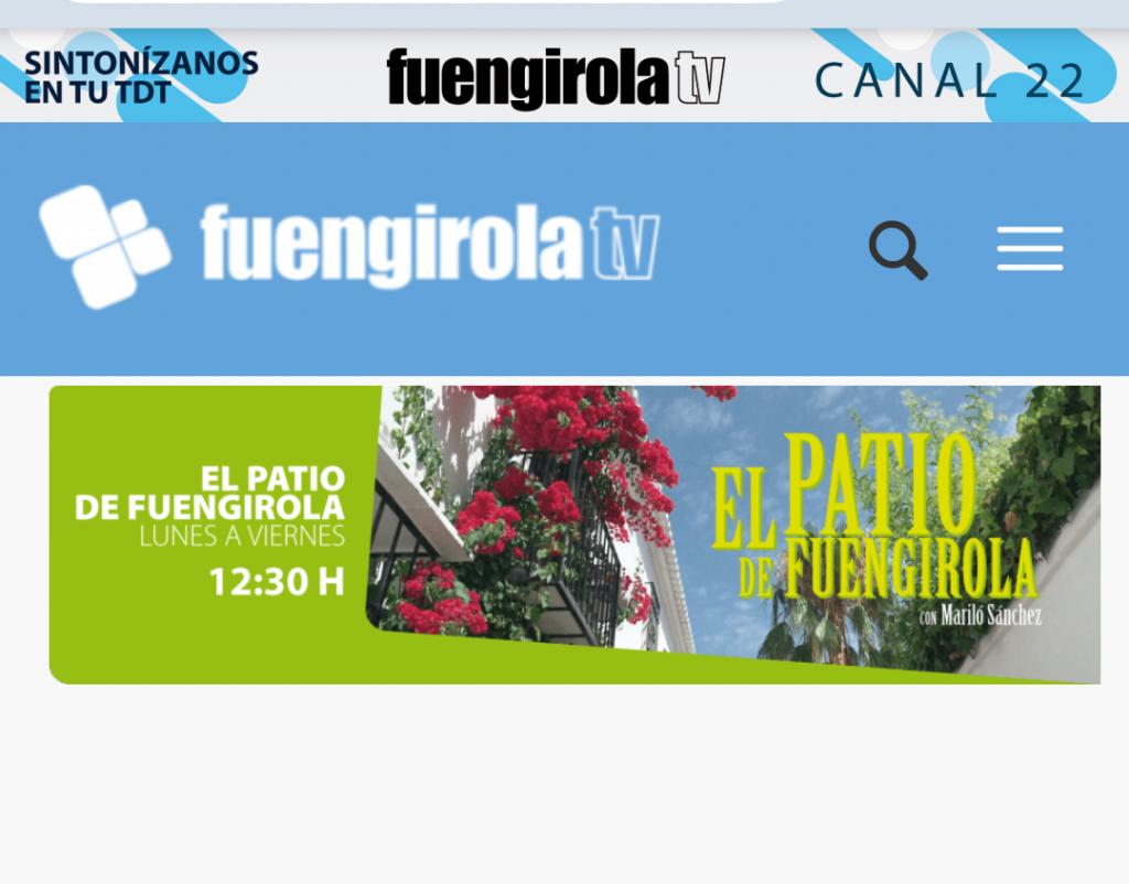 Programa de radio El Patio de Fuengirola