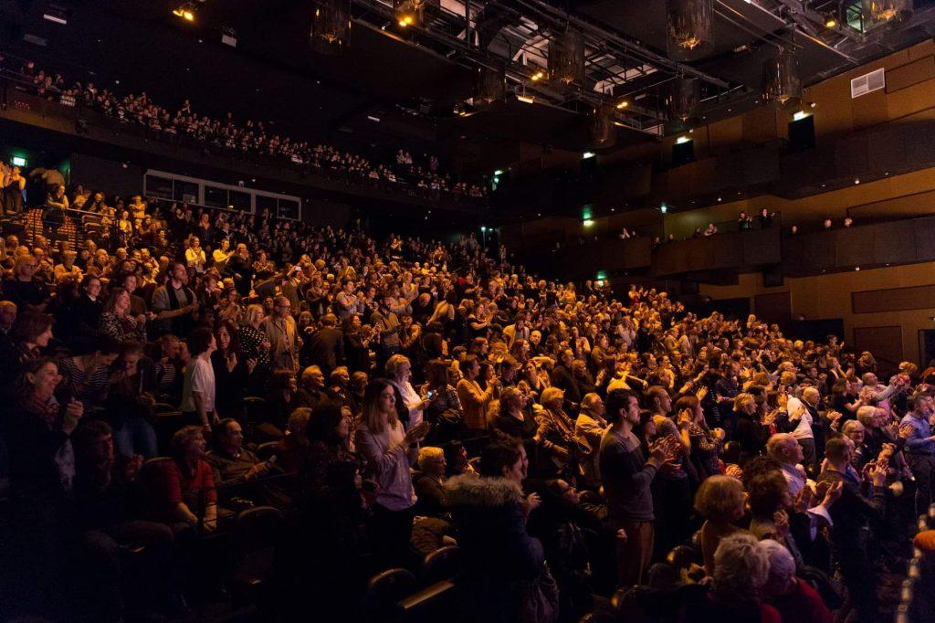 Público en el Festival de Toulouse