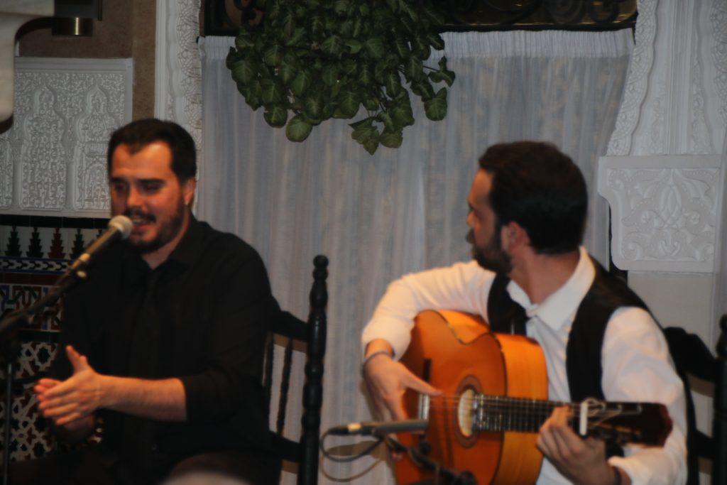 Cante José Fermín Fernández