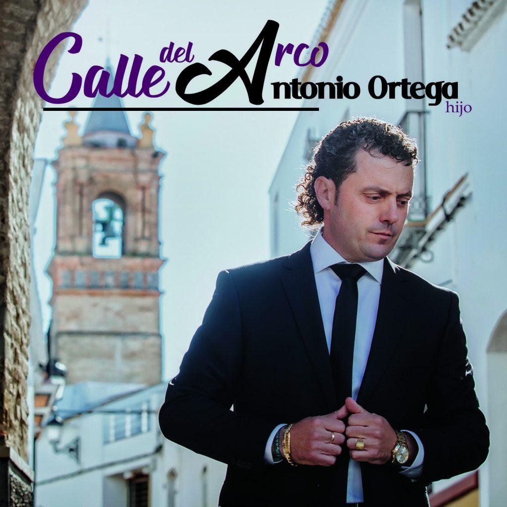 Portada disco Antonio Ortega Hijo