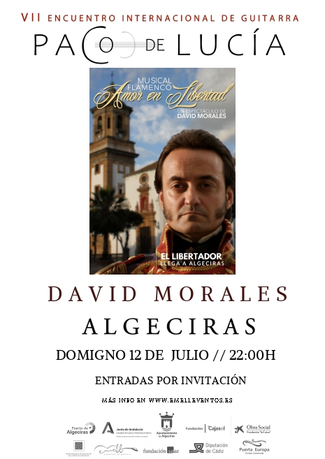 Cartel David Morales
