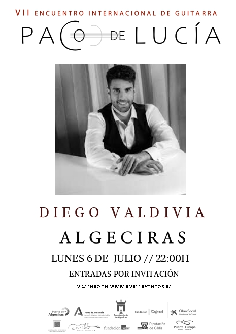 Cartel Diego Valdivia