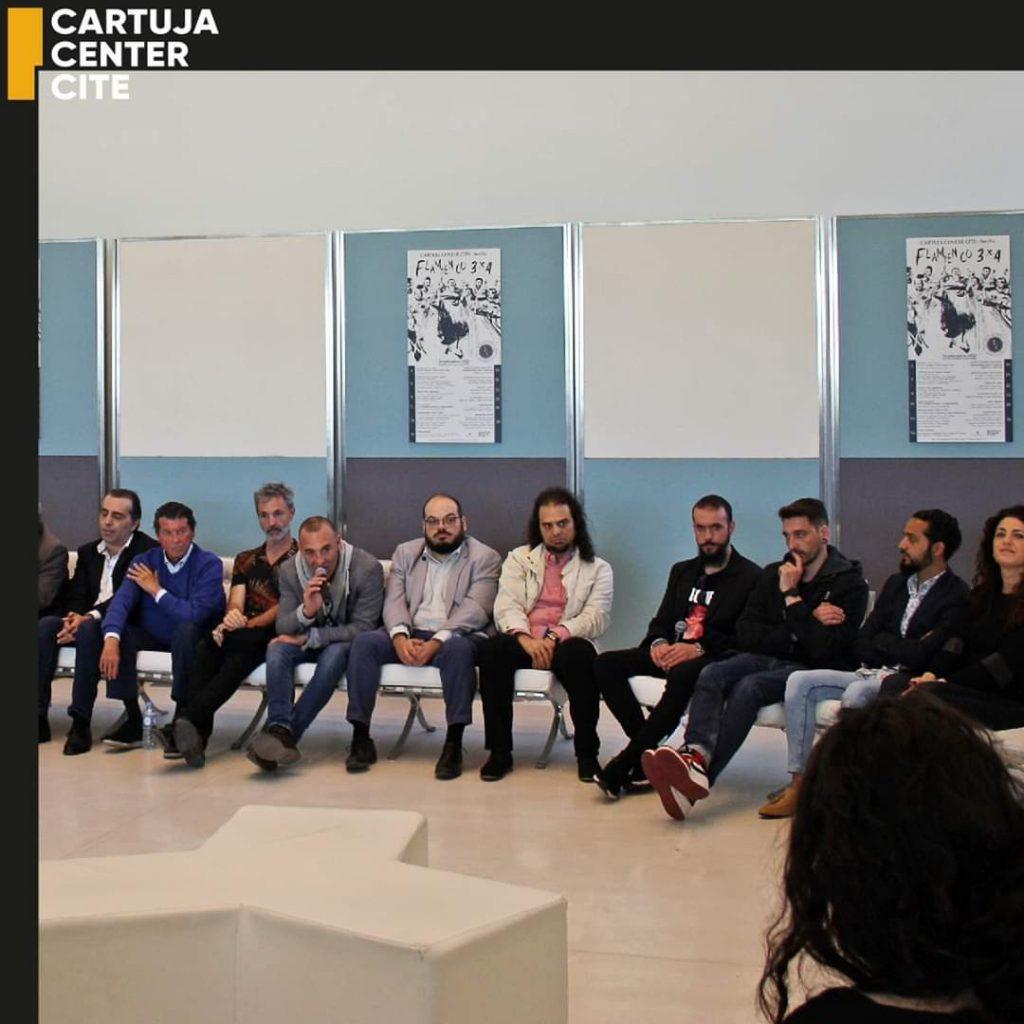 Presentación I Festival 3x4 2