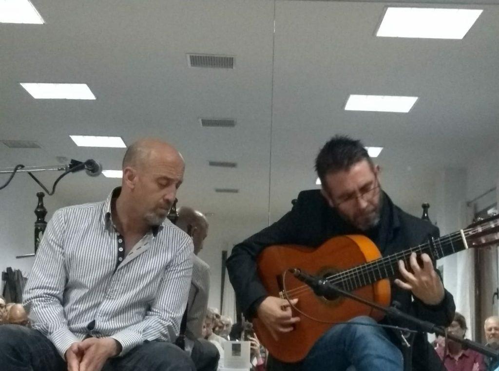 Bonela Hijo con Pepe Fernández
