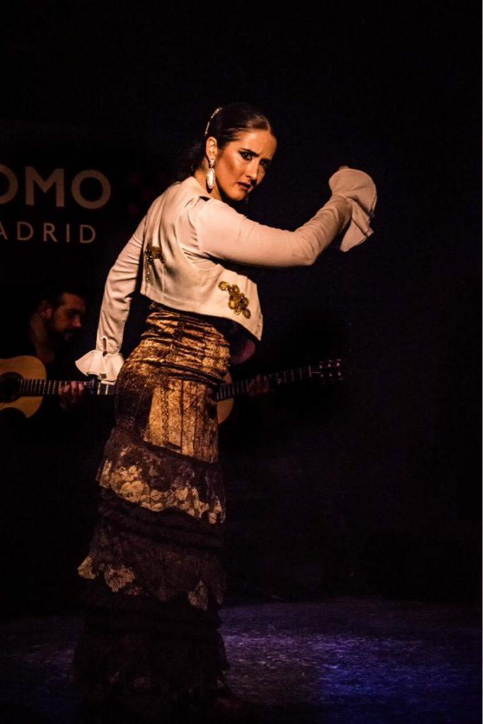 Susana Sánchez Tablao Cardamomo