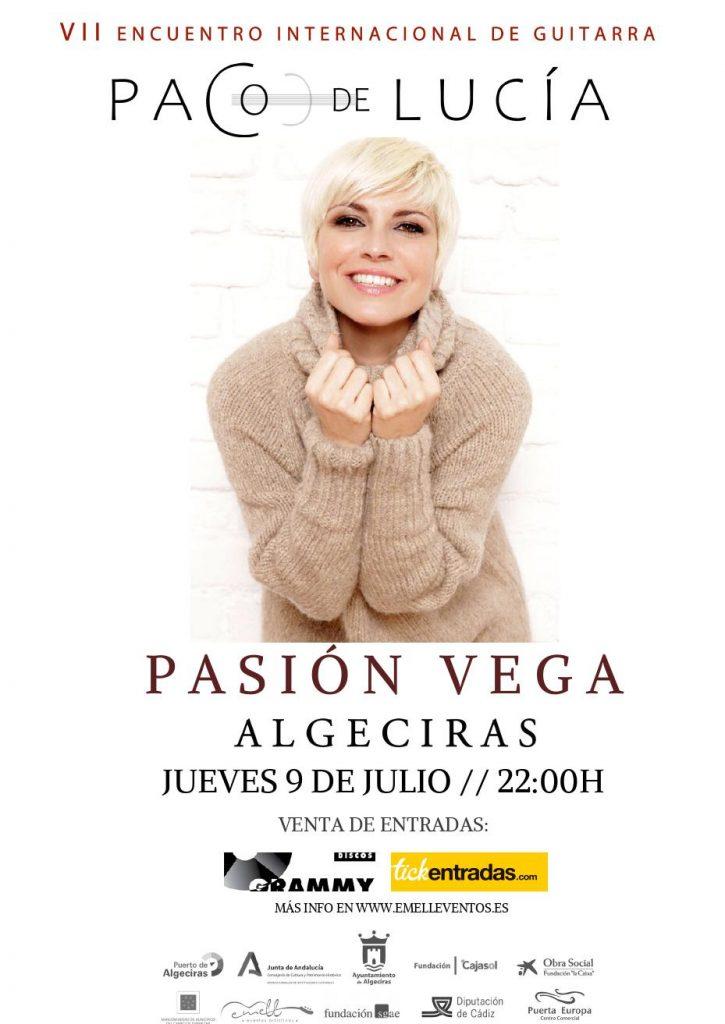 Cartel Pasión Vega