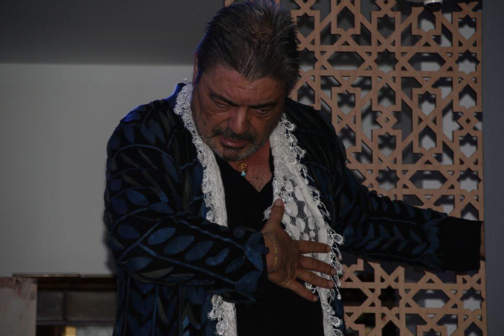 Antonio Canales Fiesta de la Bulería