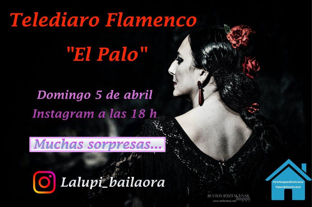 Telediario Flamenco La Lupi