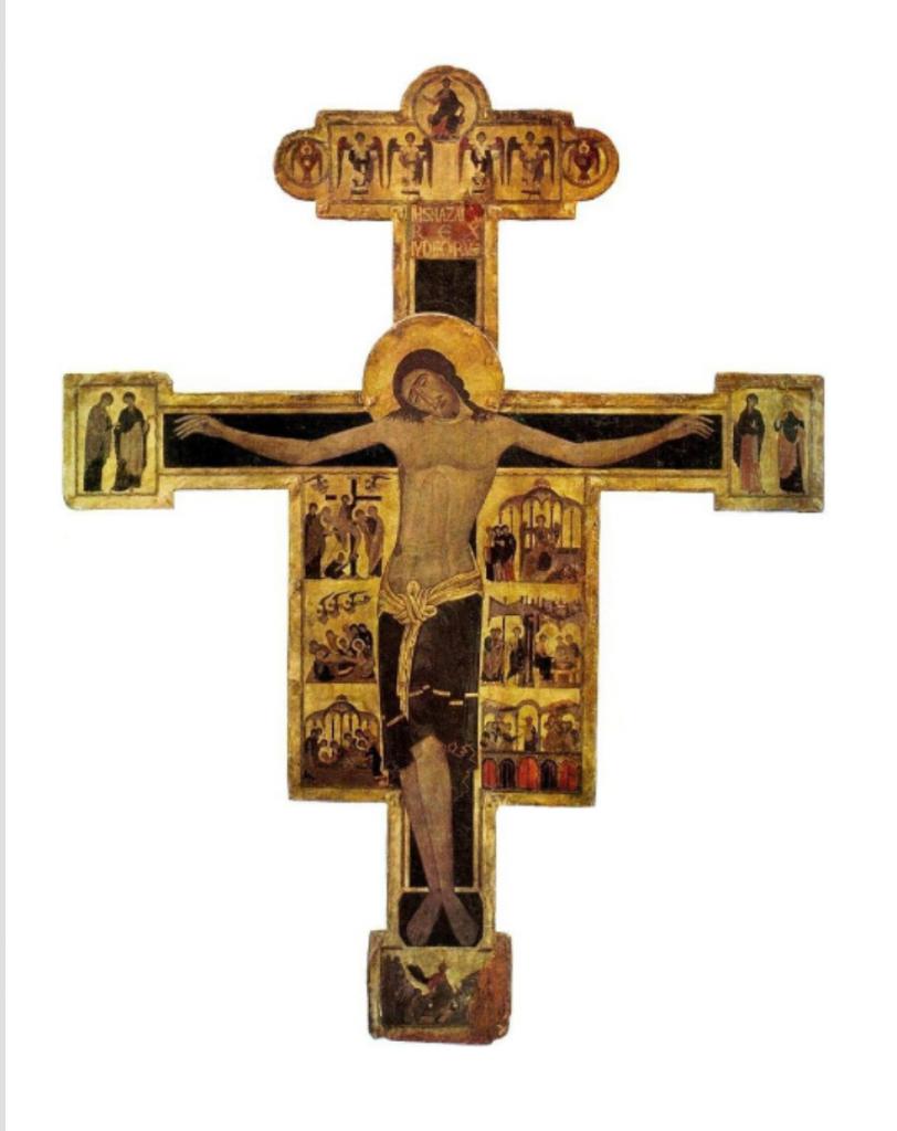 Cristo saeta