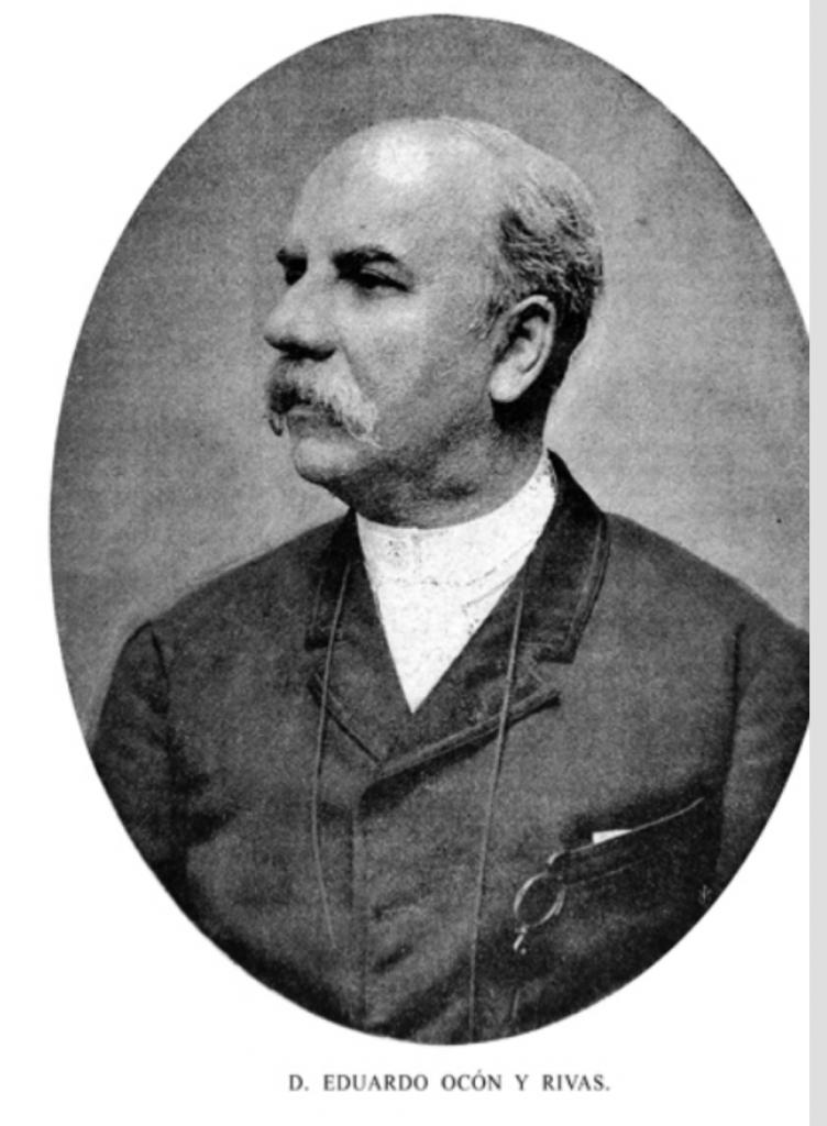 Eduardo Ocón saeta