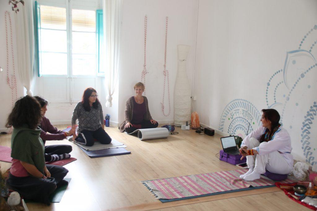 Zuzka Cortés Flamenco y yoga