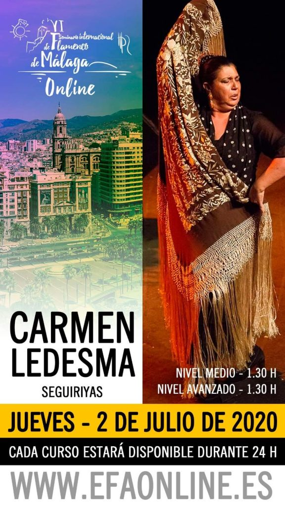 Online Carmen Ledesma