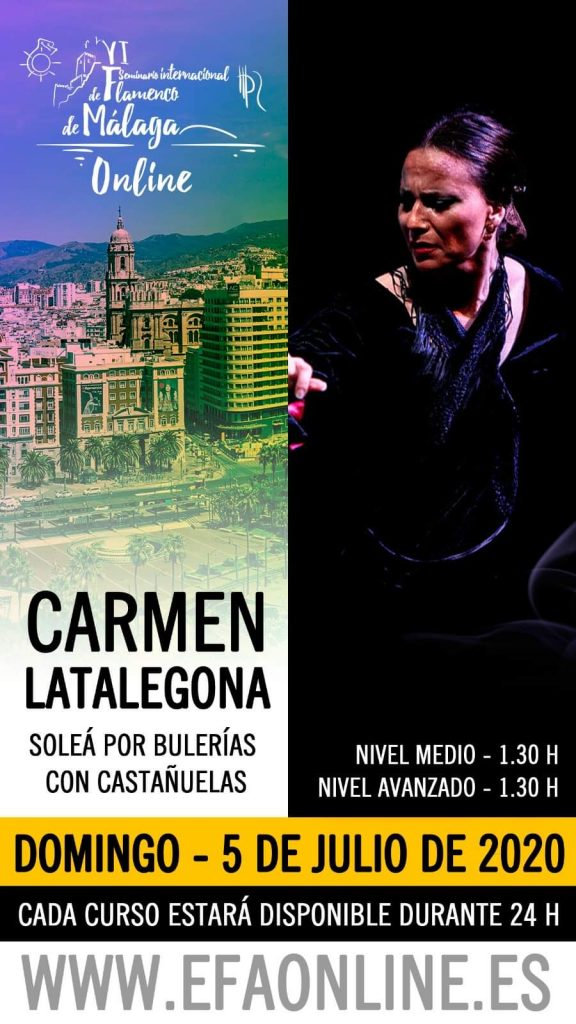 Online Carmen La Talegona
