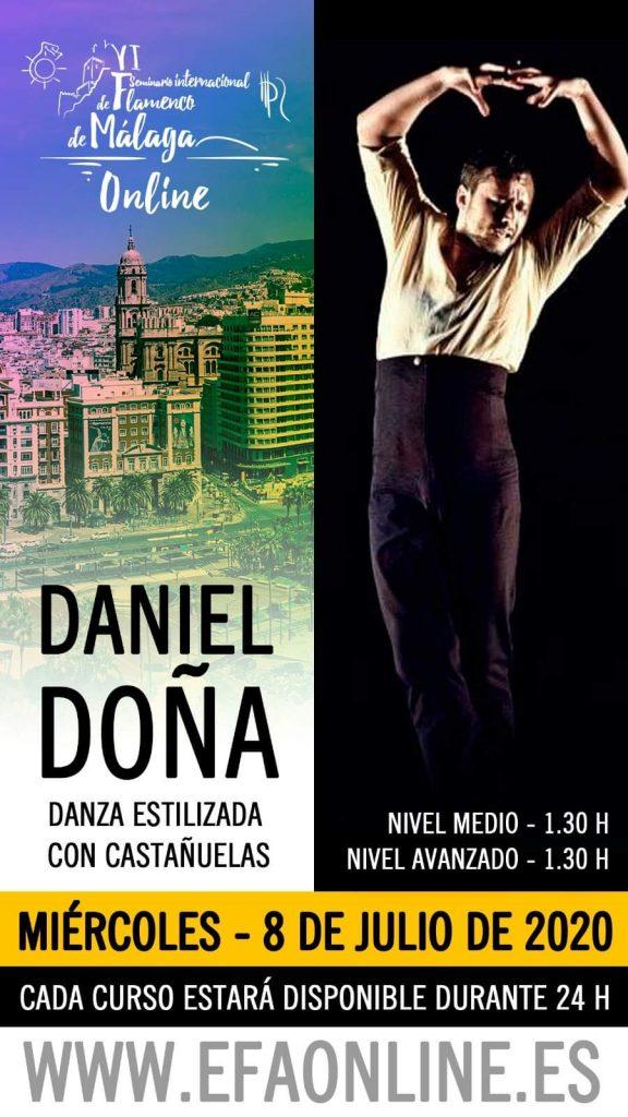 Online Daniel Doña