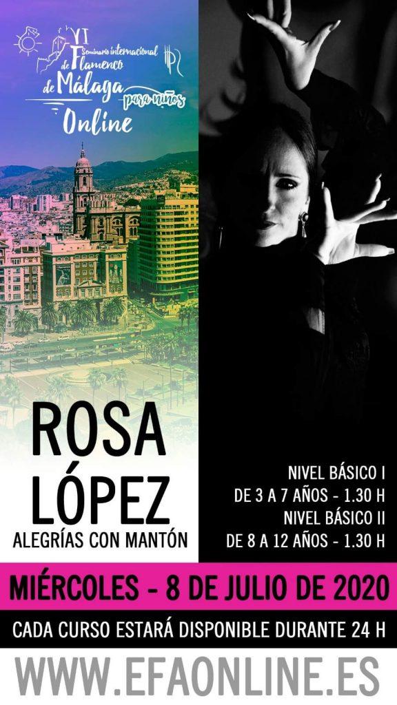 Online Rosa López