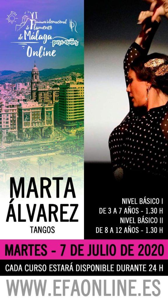 Online Marta Álvarez