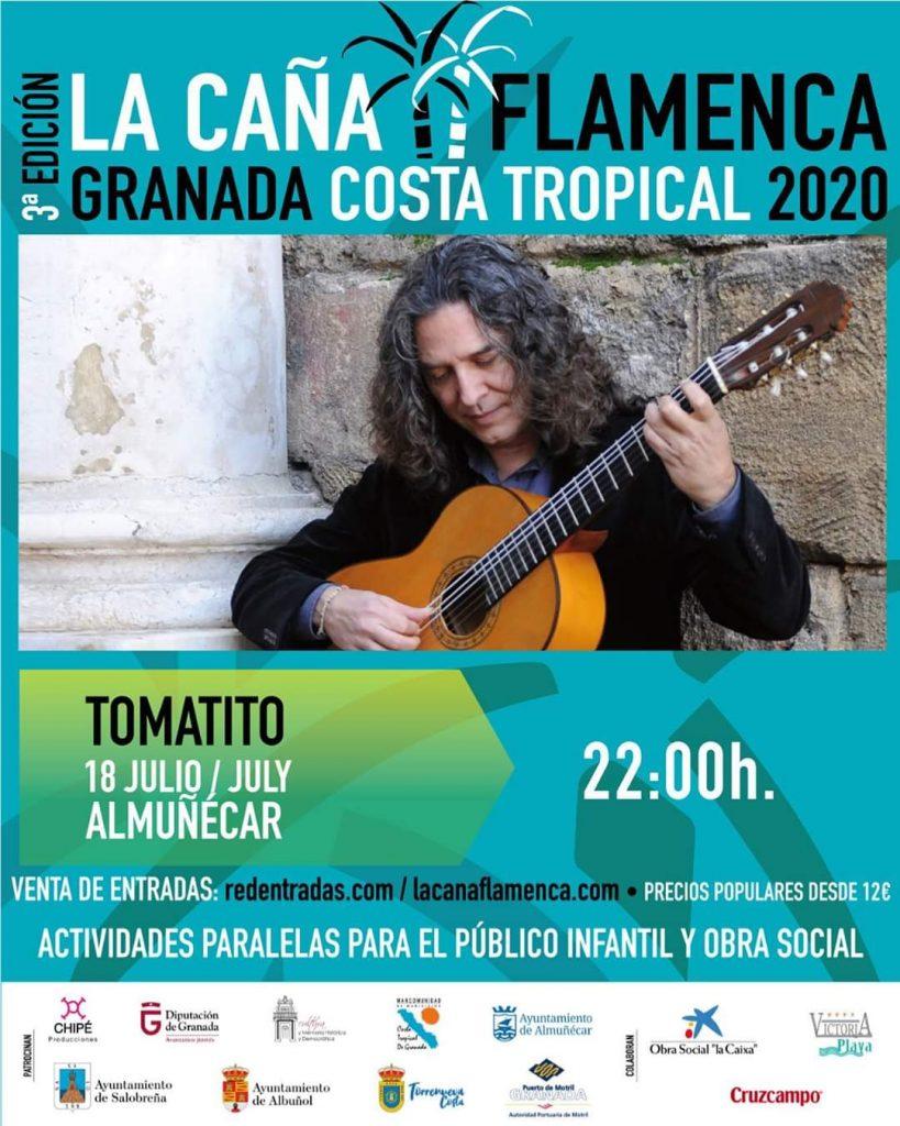 Caña Flamenca Tomatito