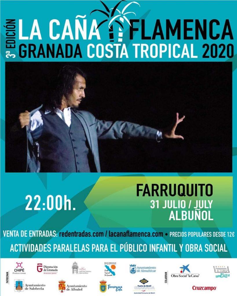Caña Flamenca Farruquito