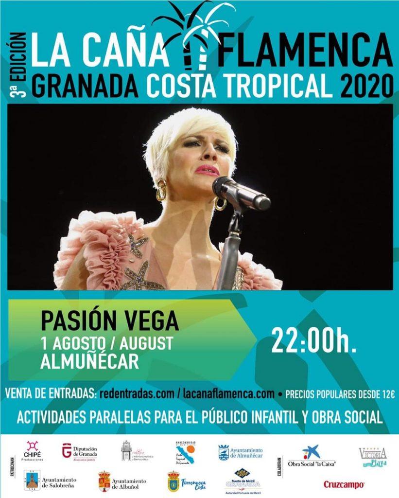 Caña Flamenca Pasión Vega