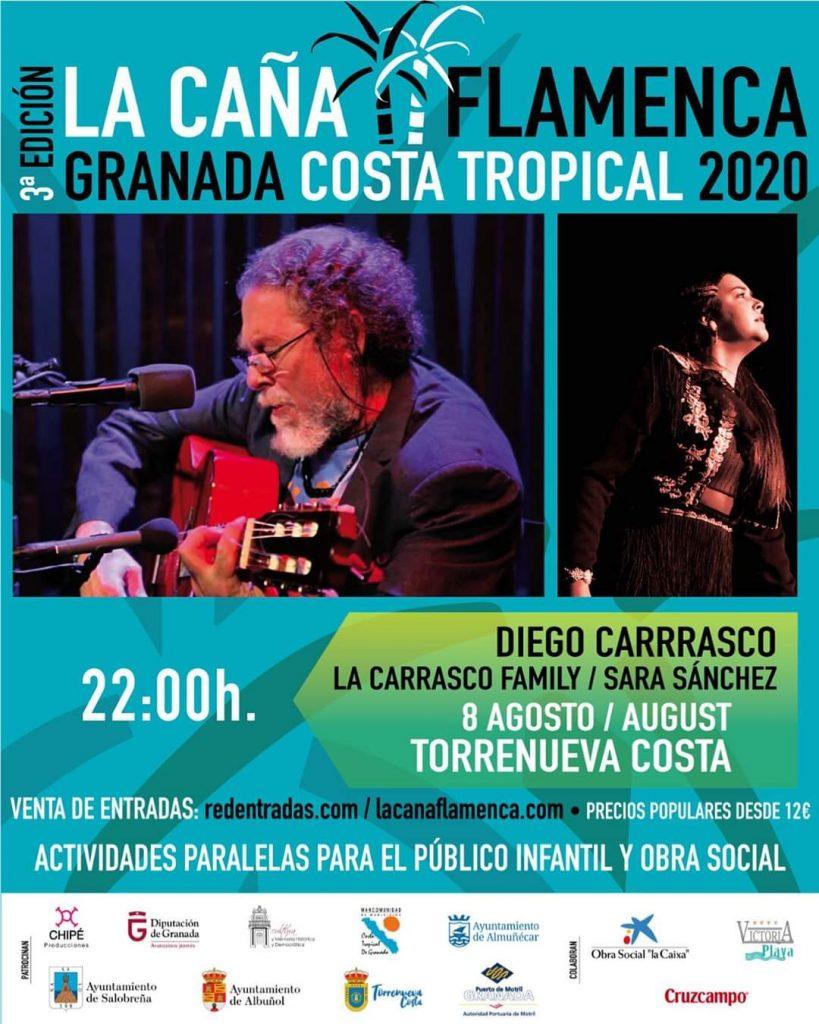Caña Flamenca Diego Carrasco