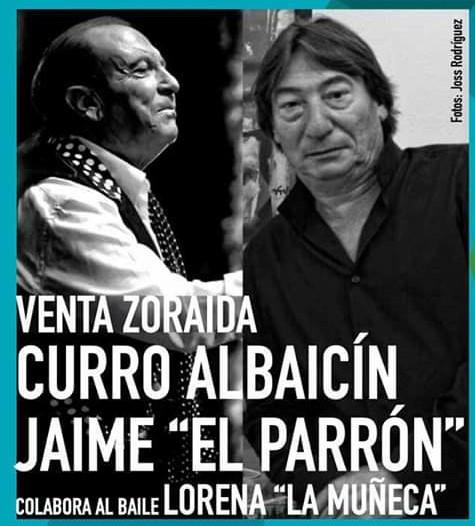 Caña Flamenca Curro Albayzín