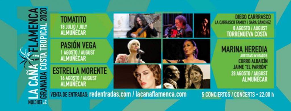 Caña Flamenca cartel