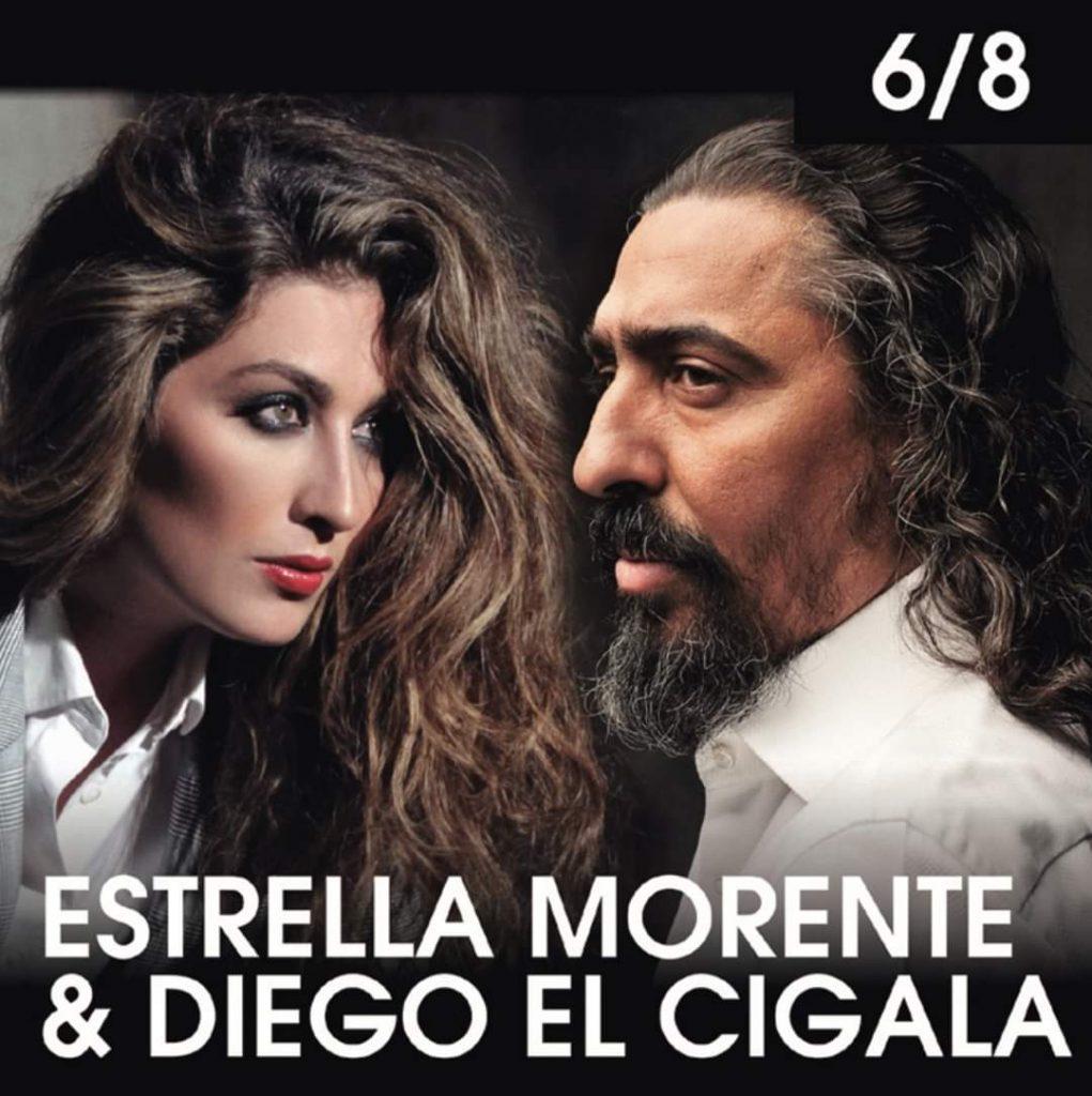 Starlite Estrella Morente y El Cigala