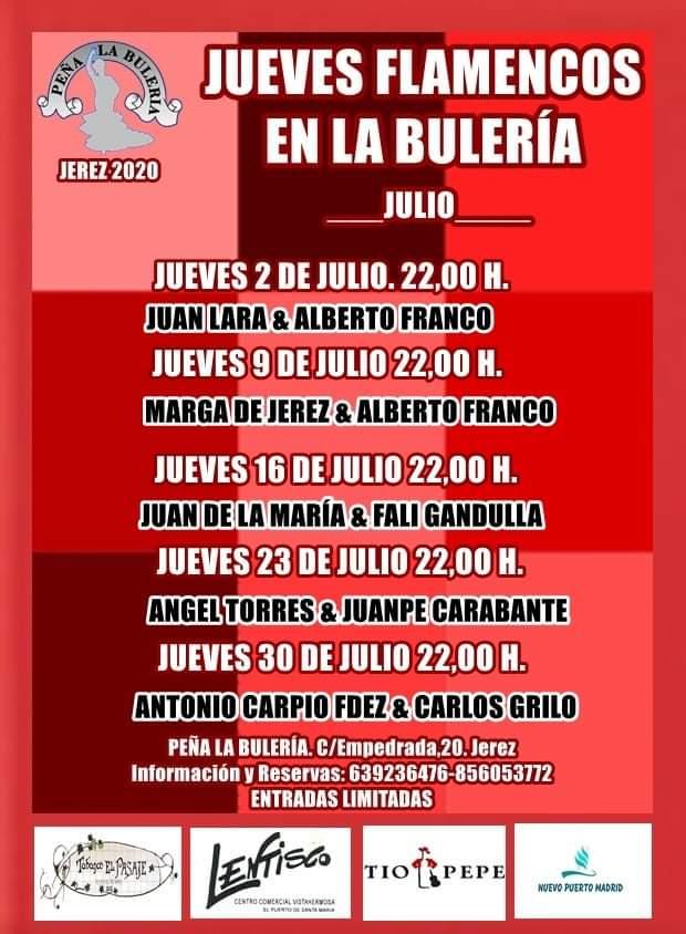 Peña La Bulería 2