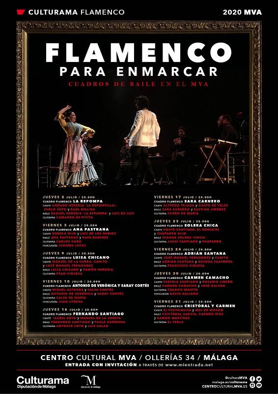Flamenco para enmarcar 4