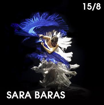 Sara Baras Starlite Alcázar