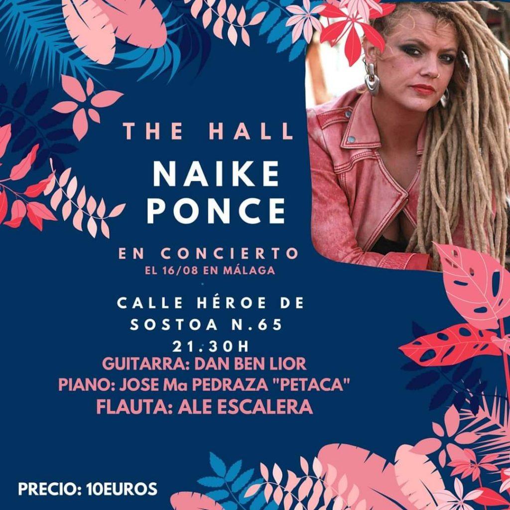 Naike Ponce The Hall