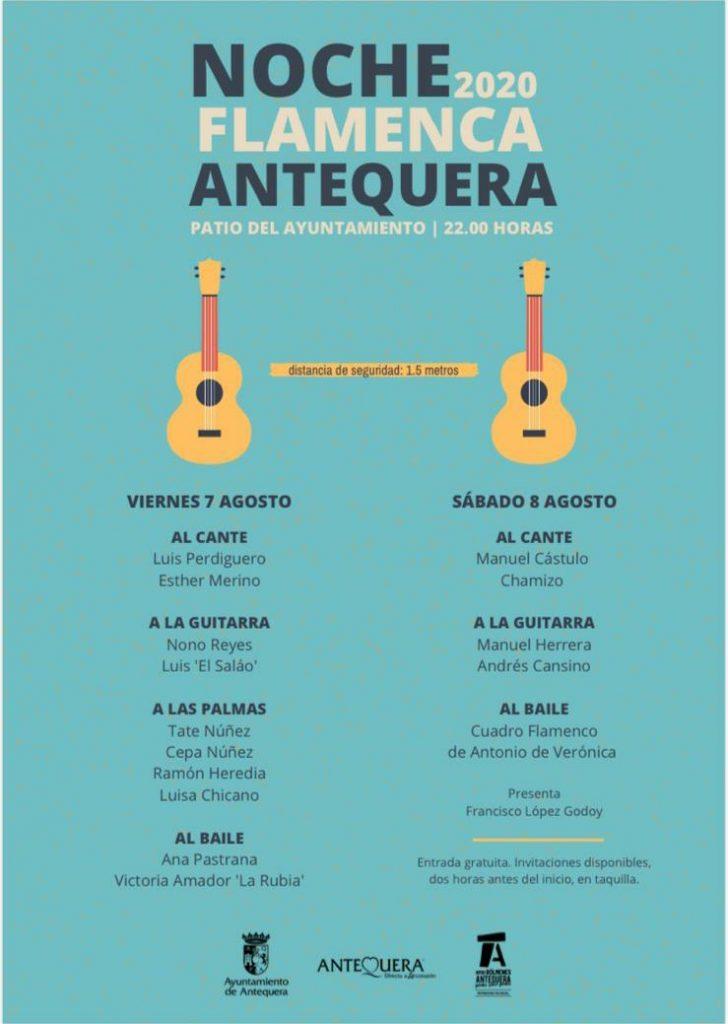 Noche Flamenca de Antequera