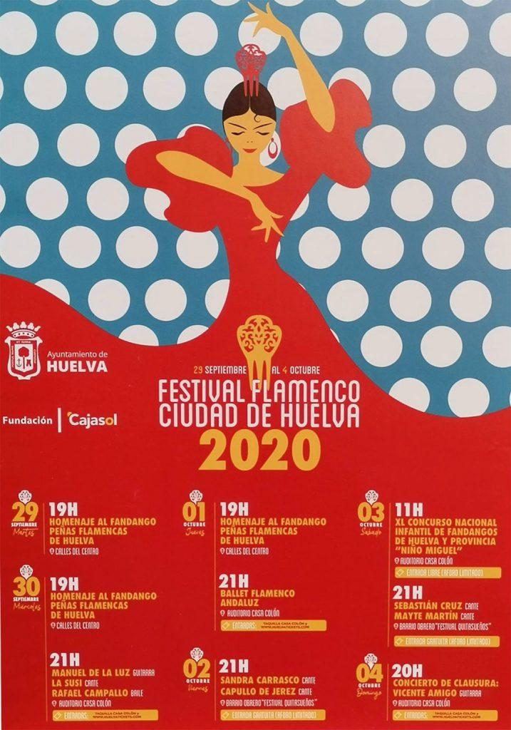 V Festival de Huelva