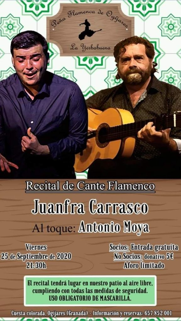 Juanfra Carrasco Peña La Yerbabuena