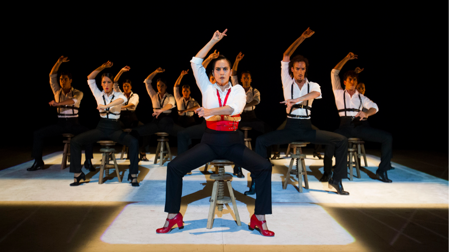 Ballet Flamenco de Andalucía 25 aniversario